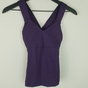 Lululemon Push Ur Limits Tank | Purple | 4